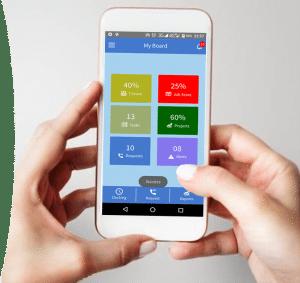 Attendance app,attendance application, Finclock Application, staff reporting application, task management application