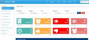 Attendance system, attendance management system, attendance software, attendance management software